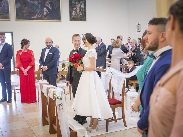 Il matrimonio di Andrea e Michela a Bussolengo, Verona 30