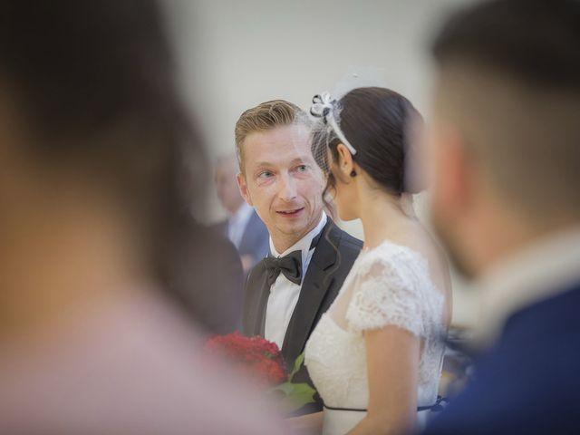 Il matrimonio di Andrea e Michela a Bussolengo, Verona 32