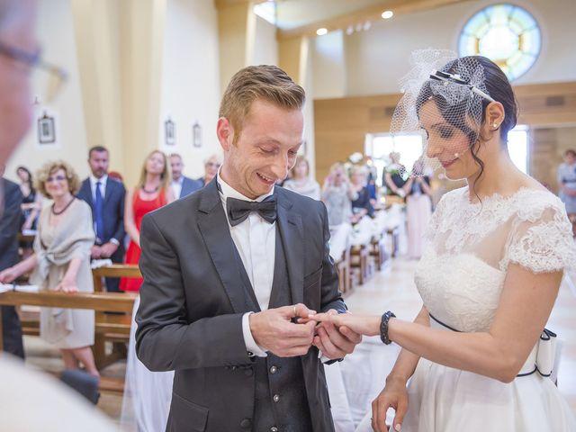 Il matrimonio di Andrea e Michela a Bussolengo, Verona 38