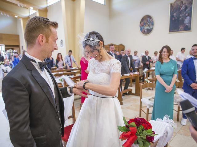 Il matrimonio di Andrea e Michela a Bussolengo, Verona 40