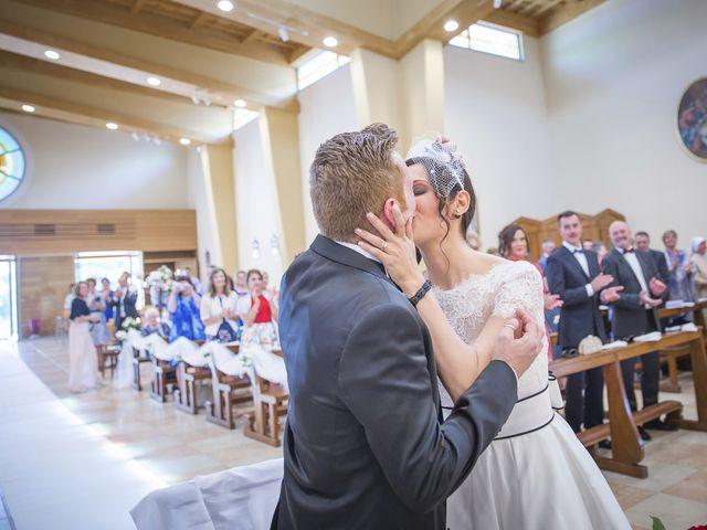 Il matrimonio di Andrea e Michela a Bussolengo, Verona 41