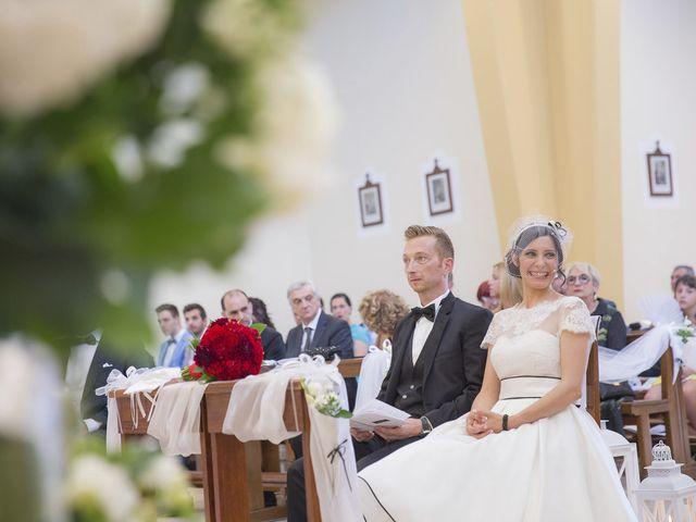 Il matrimonio di Andrea e Michela a Bussolengo, Verona 42