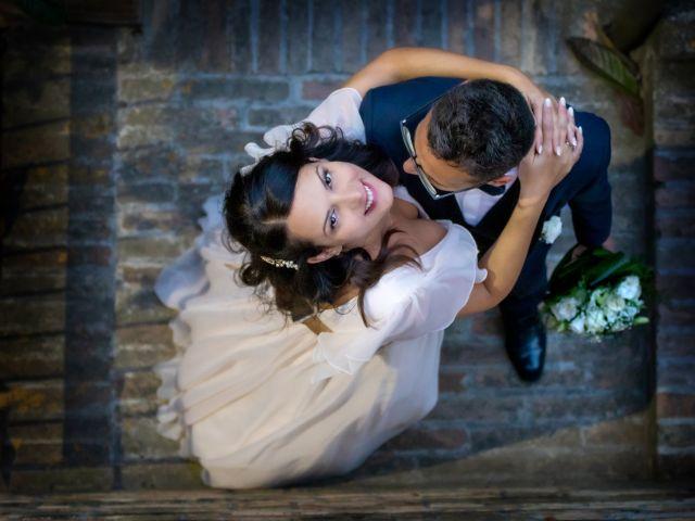 Le nozze di Letizia e Diego