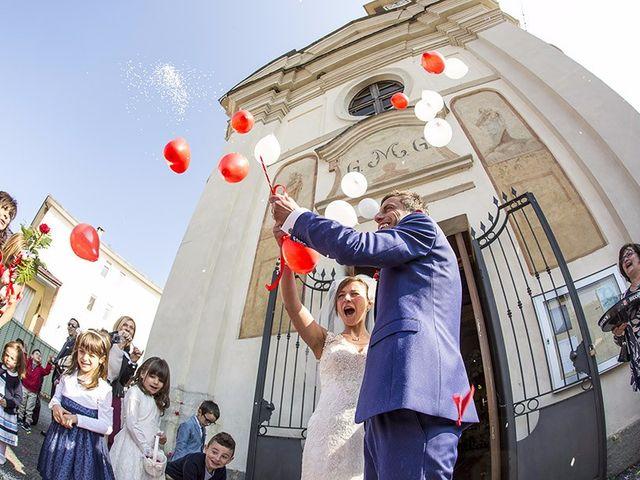 Il matrimonio di Roberto e Teresa a Pinerolo, Torino 32