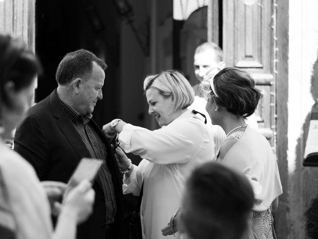 Il matrimonio di Domenico e Simona a Trevi, Perugia 8