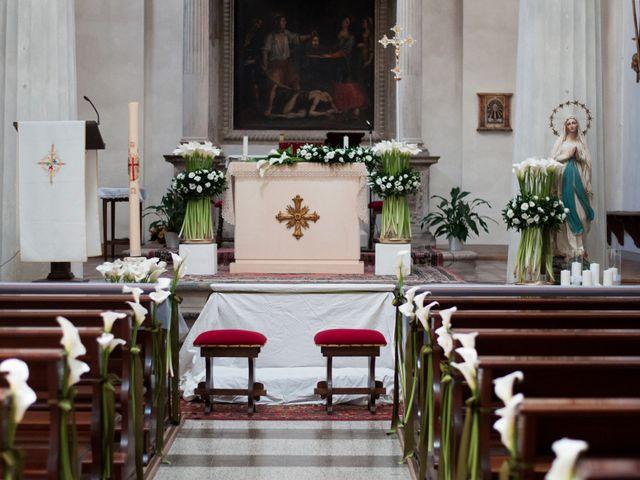 Il matrimonio di Domenico e Simona a Trevi, Perugia 10