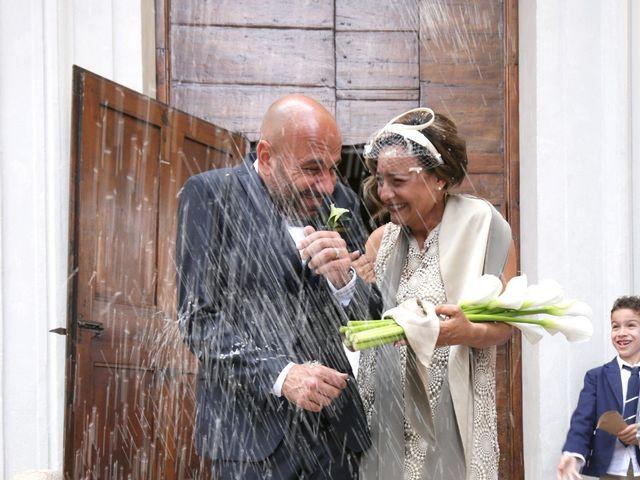 Il matrimonio di Domenico e Simona a Trevi, Perugia 12