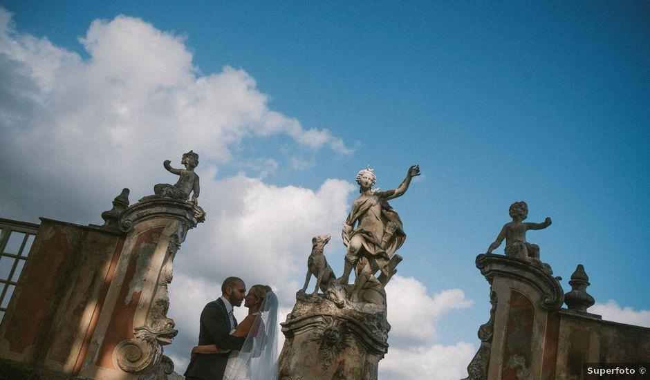 Il matrimonio di Osvaldo e Roberta a Savona, Savona