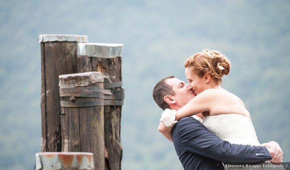 Il matrimonio di Fabio e Francesca a Ameno, Novara