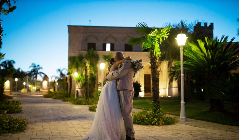 Il matrimonio di Christian e Chiara a Torre Santa Susanna, Brindisi