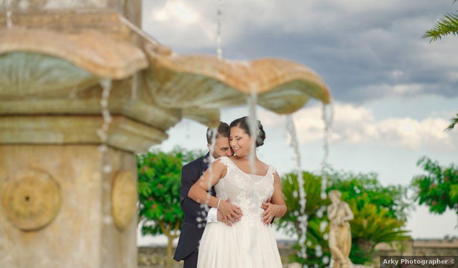Il matrimonio di Salvatore e Carmen a Pisticci, Matera