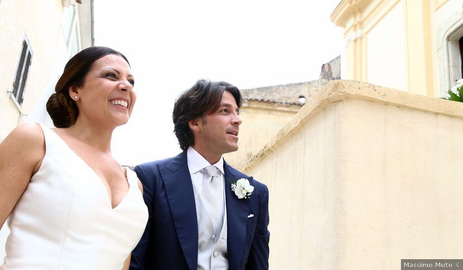 Il matrimonio di Alessandro e Mariagrazia a Caserta, Caserta