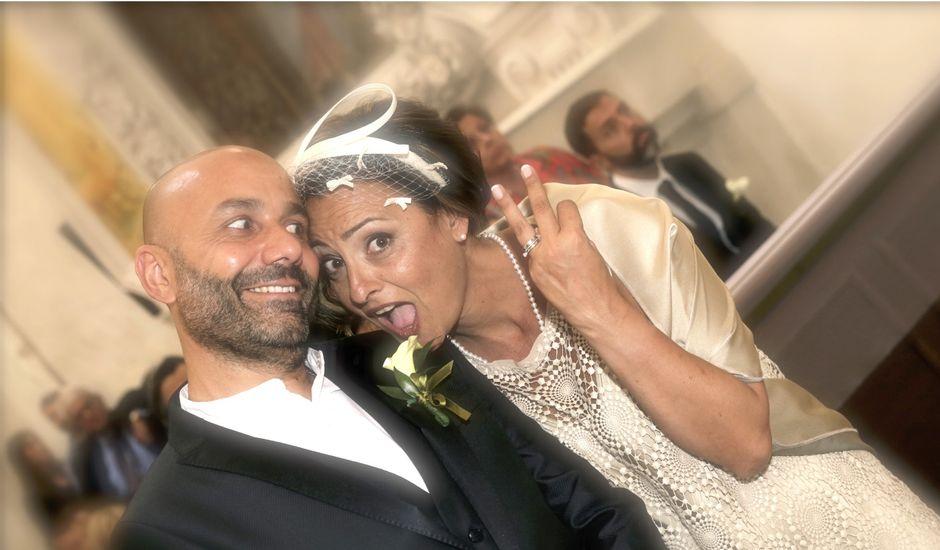 Il matrimonio di Domenico e Simona a Trevi, Perugia