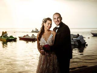 Le nozze di Patrizia e Alberto