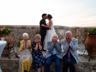Le nozze di Elisabetta e Richard