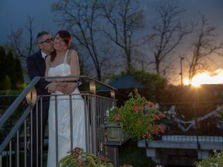 Le nozze di Ylenia e Christian