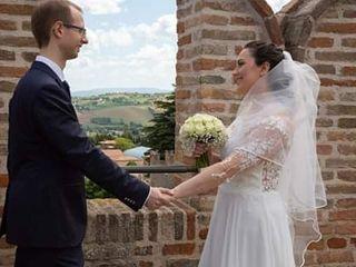 Le nozze di Raffaela e Christian 1