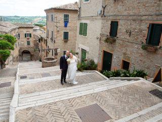 Le nozze di Raffaela e Christian