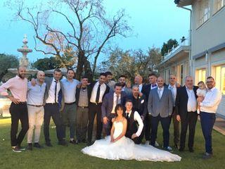 Le nozze di Vania e Gabriele