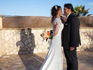 Le nozze di Patrizia e Michele