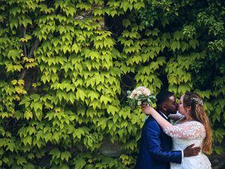 Le nozze di Francesca e Kingsley