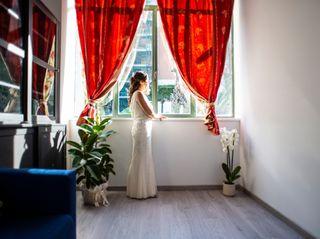 Le nozze di Sara e Tiziano 1