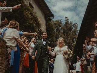 Le nozze di Caroline e Max