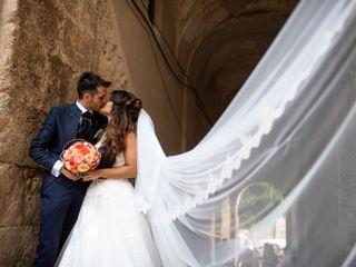 Le nozze di Antonio e Giovanna