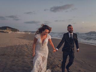 Le nozze di Vincenzo e Chiara