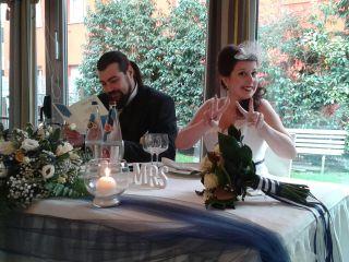 Le nozze di Clarita  e Luca