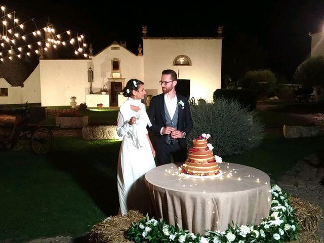 le nozze di Maria Giovanna e Matteo