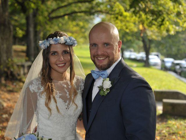 Il matrimonio di Michele e Giulia a Viola, Cuneo 7