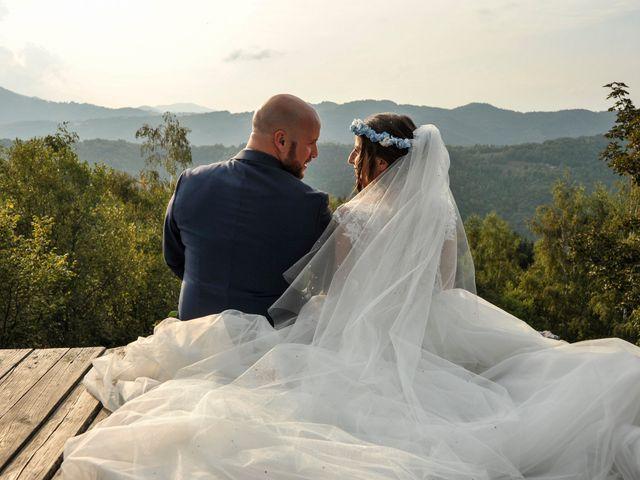 Il matrimonio di Michele e Giulia a Viola, Cuneo 1