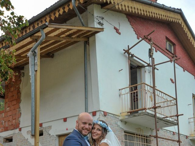 Il matrimonio di Michele e Giulia a Viola, Cuneo 8