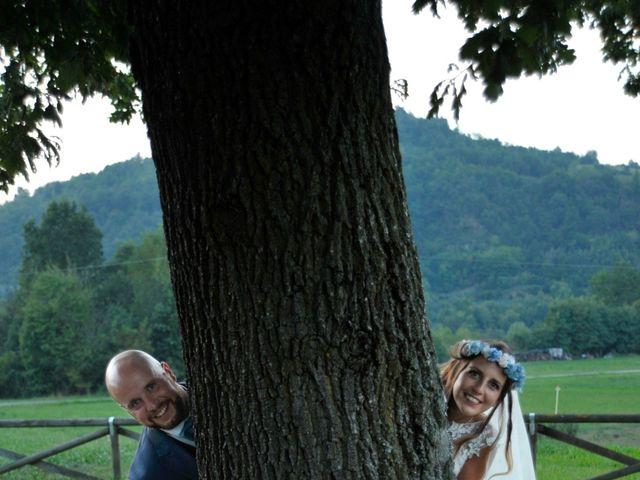 Il matrimonio di Michele e Giulia a Viola, Cuneo 9