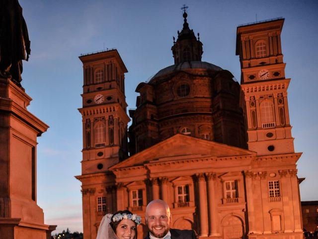 Il matrimonio di Michele e Giulia a Viola, Cuneo 11