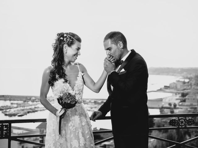 Il matrimonio di Alberto e Patrizia a Sciacca, Agrigento 1
