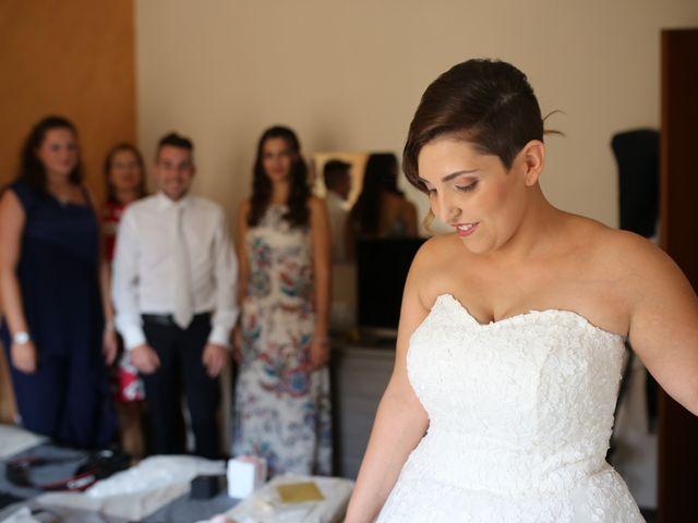 Il matrimonio di Alex e Federica a Cervesina, Pavia 8