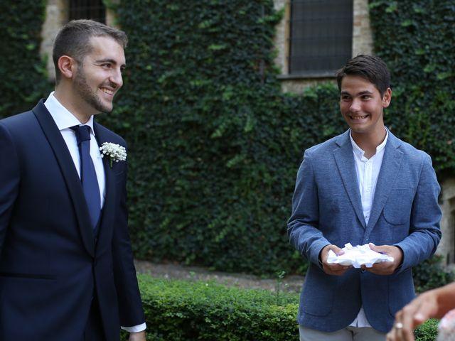 Il matrimonio di Alex e Federica a Cervesina, Pavia 10