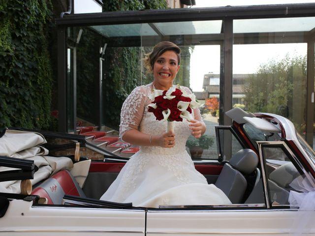 Il matrimonio di Alex e Federica a Cervesina, Pavia 12