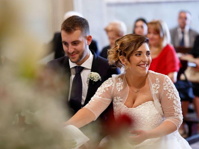 Il matrimonio di Alex e Federica a Cervesina, Pavia 14