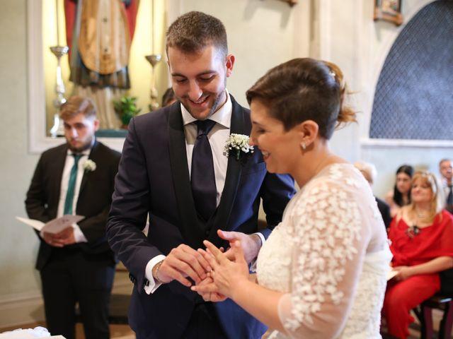 Il matrimonio di Alex e Federica a Cervesina, Pavia 17