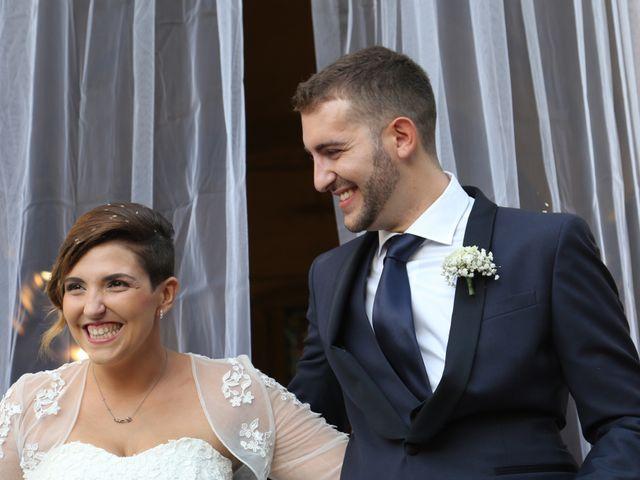 Il matrimonio di Alex e Federica a Cervesina, Pavia 20