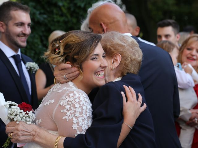 Il matrimonio di Alex e Federica a Cervesina, Pavia 21