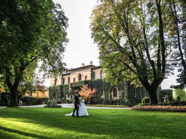Il matrimonio di Alex e Federica a Cervesina, Pavia 23