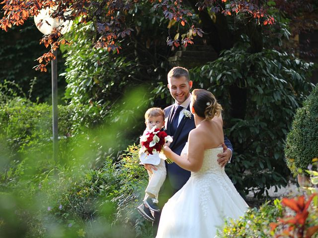 Il matrimonio di Alex e Federica a Cervesina, Pavia 25