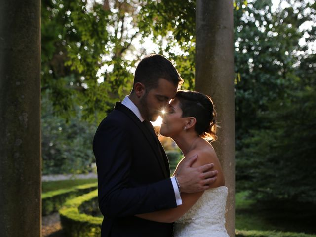 Il matrimonio di Alex e Federica a Cervesina, Pavia 26
