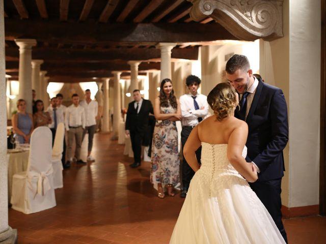 Il matrimonio di Alex e Federica a Cervesina, Pavia 27