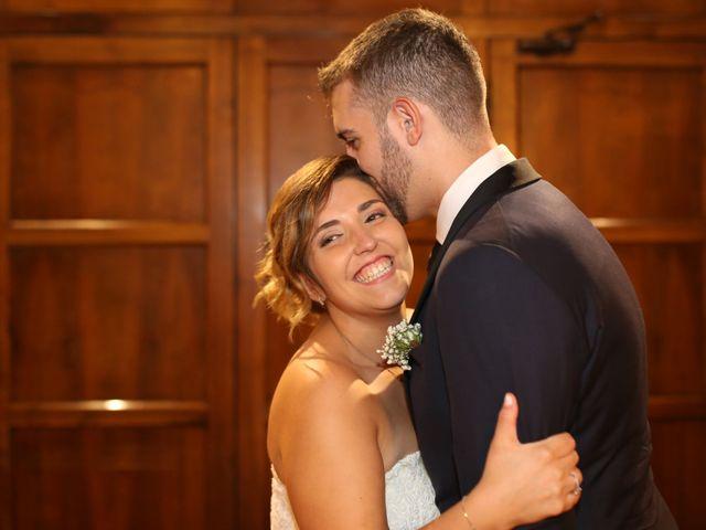Il matrimonio di Alex e Federica a Cervesina, Pavia 28