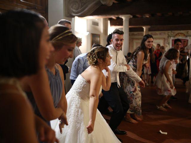 Il matrimonio di Alex e Federica a Cervesina, Pavia 30